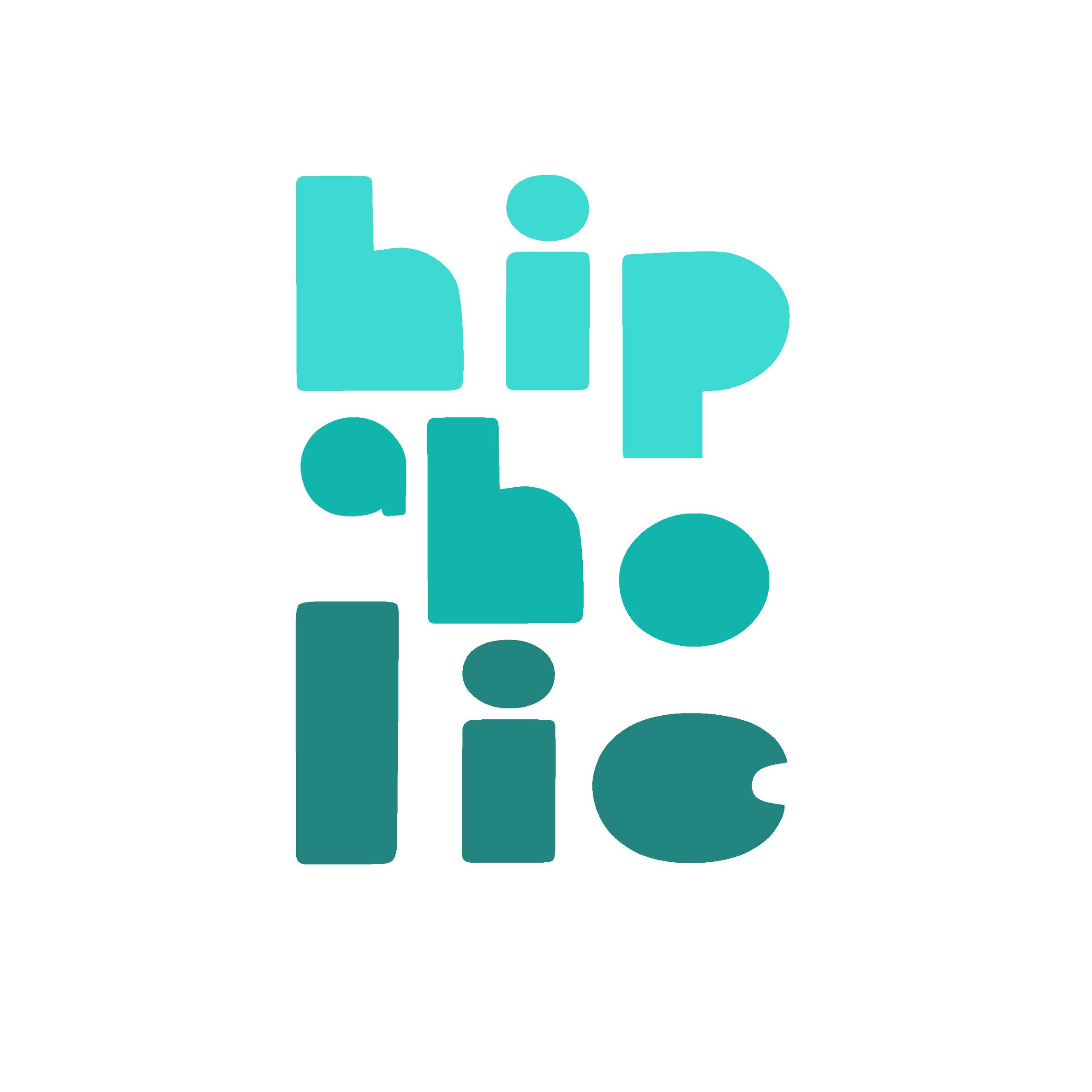Pagina Friends Hipaholic logo