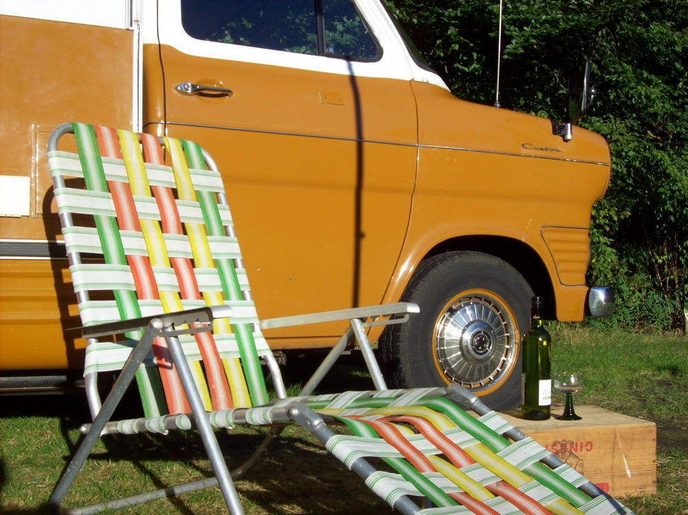 retro camper huren drenthe toffe camper
